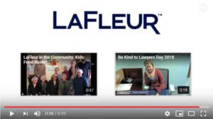 LaFleur YouTube Optimization Screenshot End
