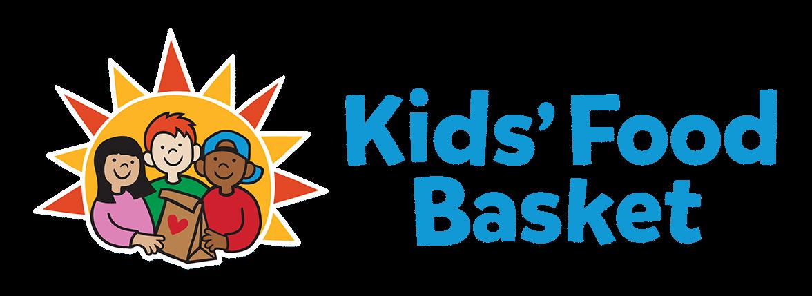 Kids Food Basket Logo