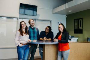 LaFleur Marketing Volunteers with HQ