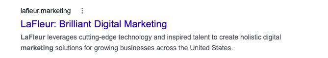 SEO for digital marketing